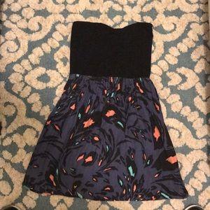 Eight Sixty Strapless Dress